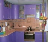 дизайн кухни с диваном фото.