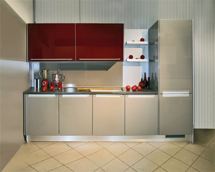 Проект дизайн кухни в хрущевке