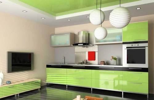 Кухни студии фотогалерея дизайн кухни